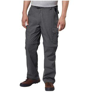 Mens BC Clothing Convertible Stretch Pants XXLx30